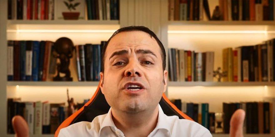 Özgür Demirtaş, Bakan olmak için Berat Albayrak'a CV gönderdi iddiası