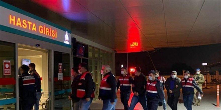 İzmir'de büyük FETÖ operasyonu: 130 gözaltı kararı
