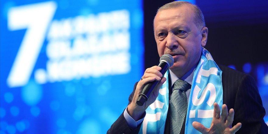 Erdoğan: Önümüzdeki salı İnsan Hakları Eylem Planı'nı paylaşacağız