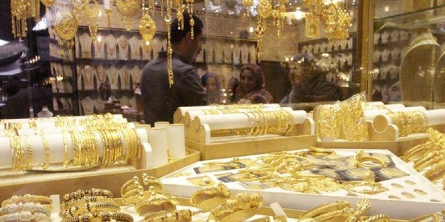 Gram altın, dolar kurunun etkisiyle bu hafta yüzde 3,5 yükseldi
