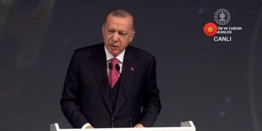 Erdoğan: Ülkemize yönelik rezervasyonlarda patlama yaşanıyor
