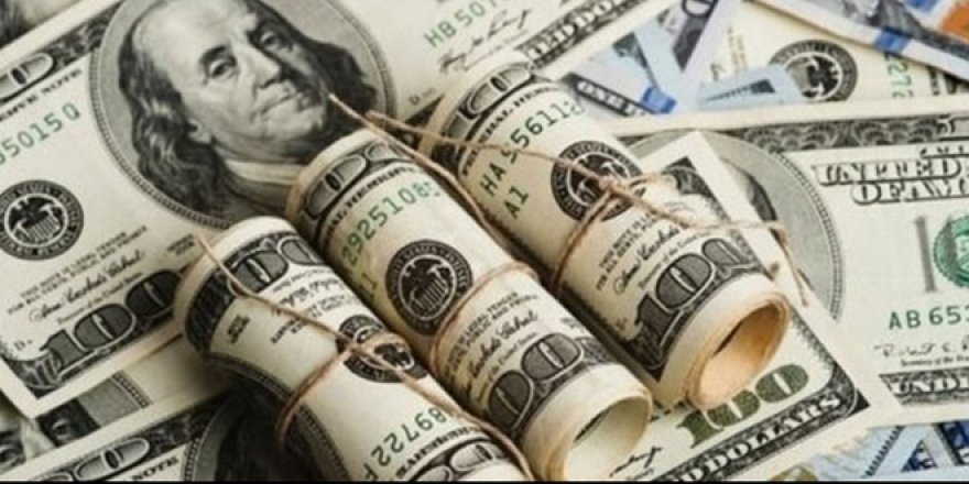 Dolar, büyüme rakamları sonrası günü 17 kuruş düşüşle tamamladı