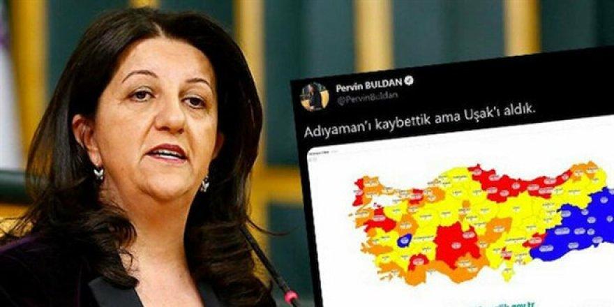 Pervin Buldan'ın 'Uşak' algısına Belediye Başkanı'ndan cevap