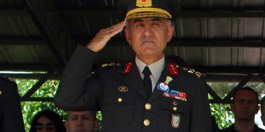 Korgeneral Osman Erbaş helikopter kazasında şehit oldu