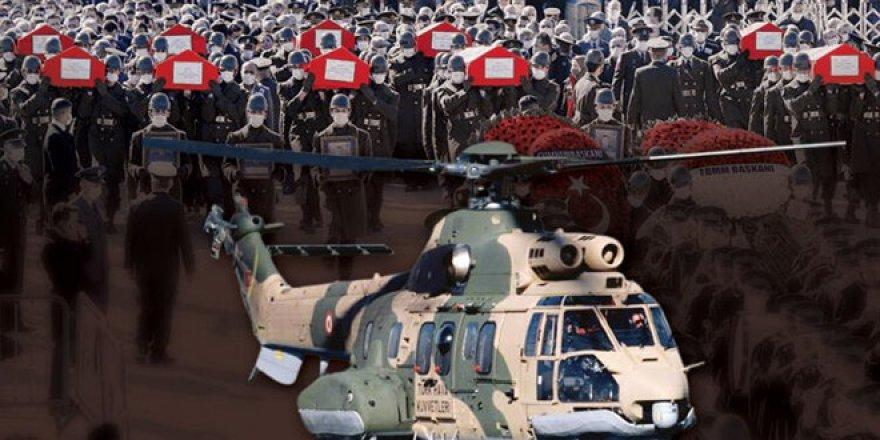 Bitlis'teki helikopter faciasında 4 kritik soru!