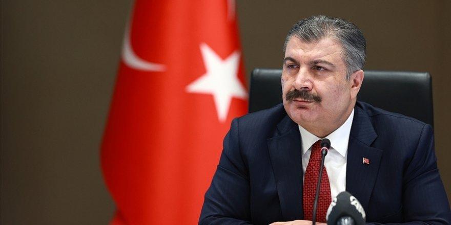 Sağlık Bakanı Koca son bir haftada illere göre Kovid-19 vaka sayılarını açıkladı 27 Şubat - 5 Mart