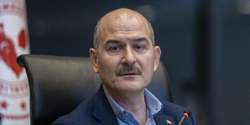 Bakan Soylu'dan HDP'li Buldan'ın skandal videosuna tepki