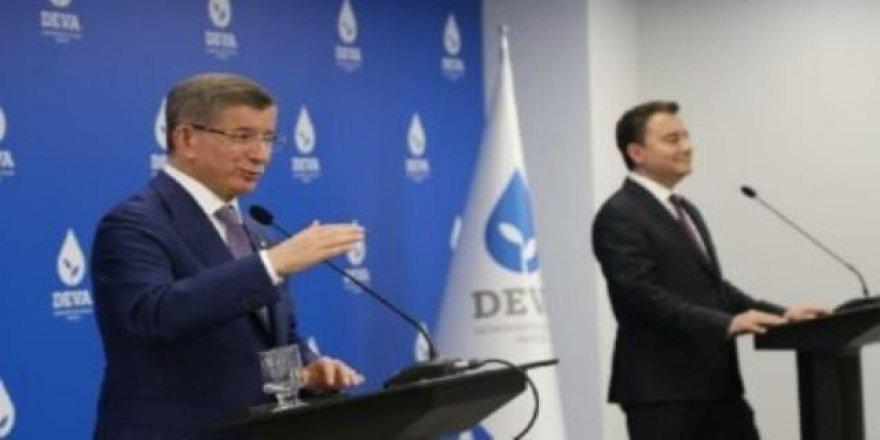 Davutoğlu ve Babacan'dan Merkez Bankası yanıtı