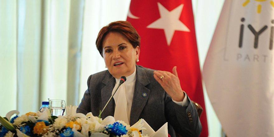 Akşener: HDP'lilerin yerinde olsam istifa ederdim, erken seçime giderdik