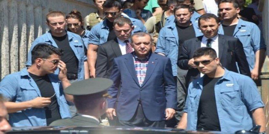 Erdoğan'ın koruması intihar etti: Cenazeme kimse gelmesin