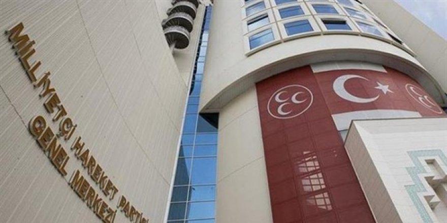 MHP'nin Merkez Yönetim Kurulunda 36 isim değişti
