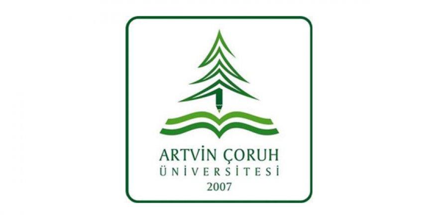 Artvin Çoruh Üniversitesi Öğretim Üyesi Alım İlanı