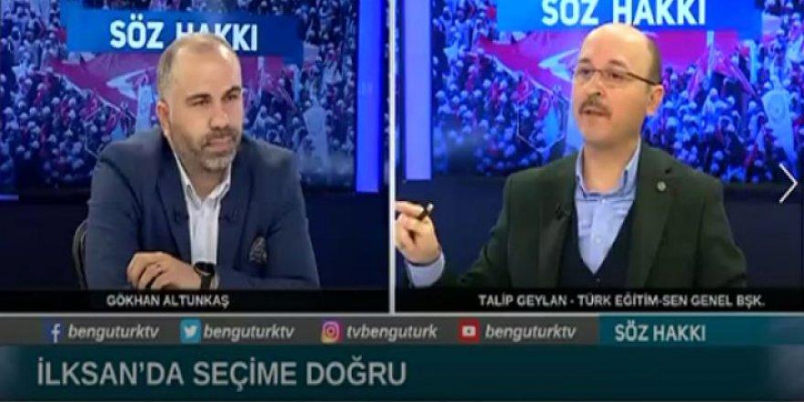 Talip Geylan: İLKSAN Üyeleri Bir Kez Daha Okkalı Osmanlı Tokadı Vuracaktır!