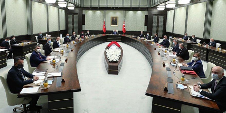Kabine toplantısı öncesi 'tam kapanma' iddiası