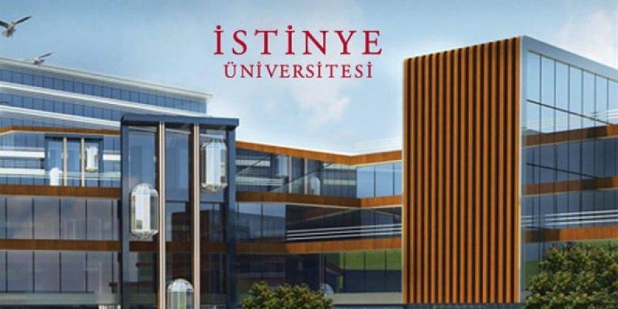 İstinye Üniversitesi Öğretim Üyesi Alım İlanı
