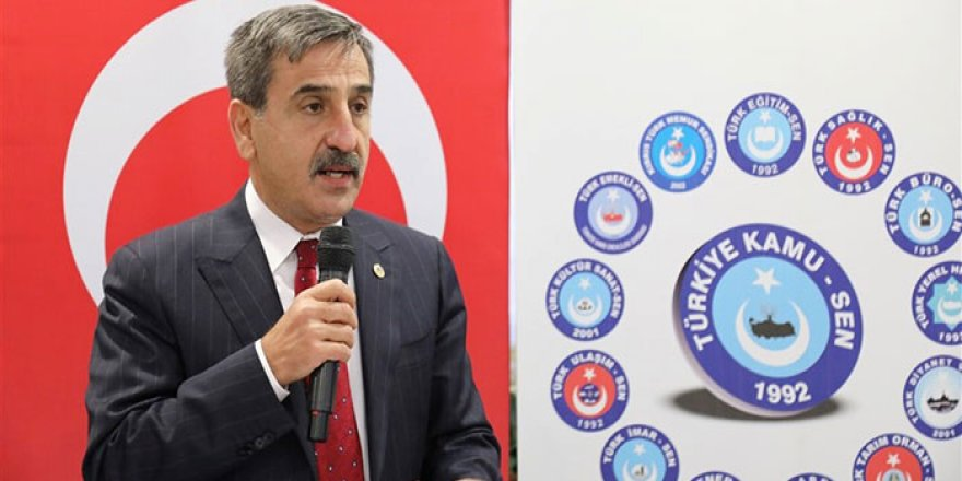 """Önder Kahveci:""""Memur Maaşlarına İlave Zam Yapılması Zorunludur"""""""