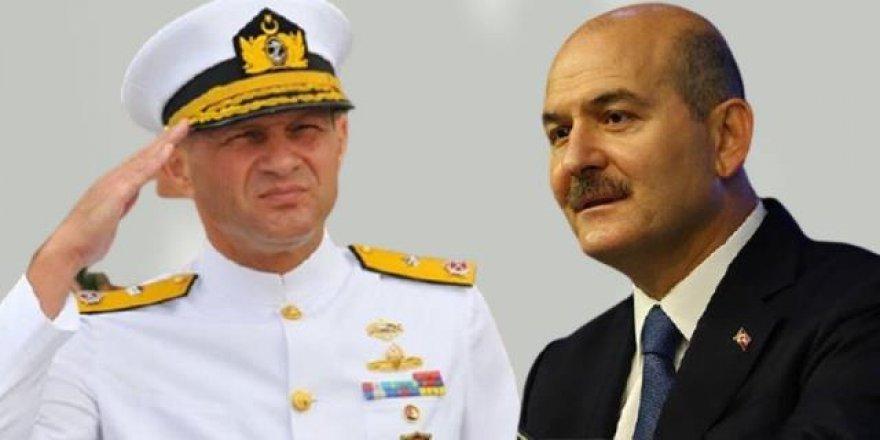 Emekli Tuğamiral Ertürk'ten Soylu'ya çok sert tepki