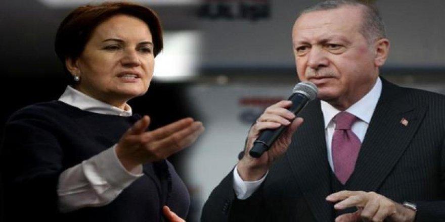Akşener'den, Erdoğan'a sürpriz telefon! 'Daha da ilginci...'