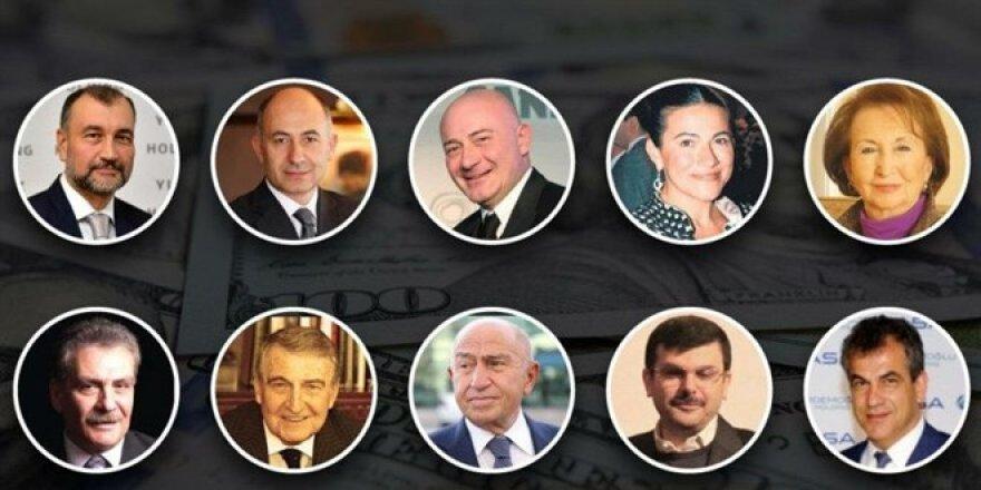 Forbes dergisi en zengin 10 Türk'ü açıkladı