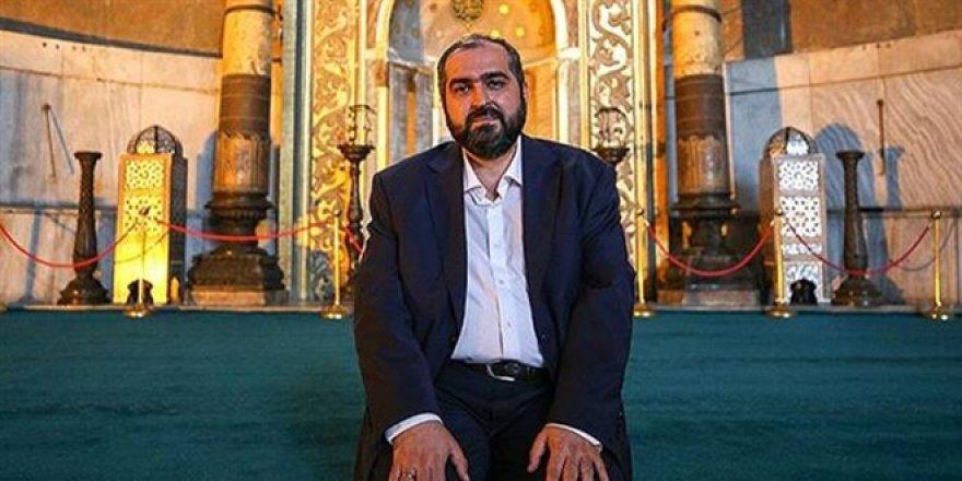 Ayasofya İmamı, Marmara Üniversitesi'ne geri döndü