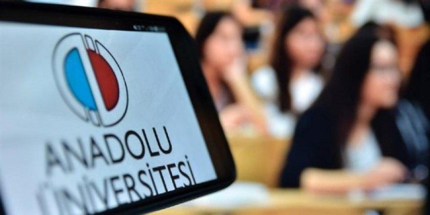 AÖF online sınav takvimi yayımlandı