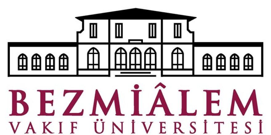 Bezmialem Vakıf Üniversitesi Öğretim Üyesi Alım İlanı