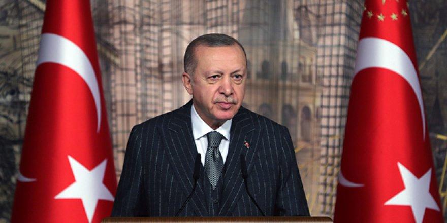 Erdoğan: İlkokullarda yeniden uzaktan eğitime geçilecek
