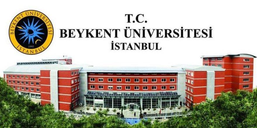 Beykent Üniversitesi Öğretim Üyesi Alım İlanı