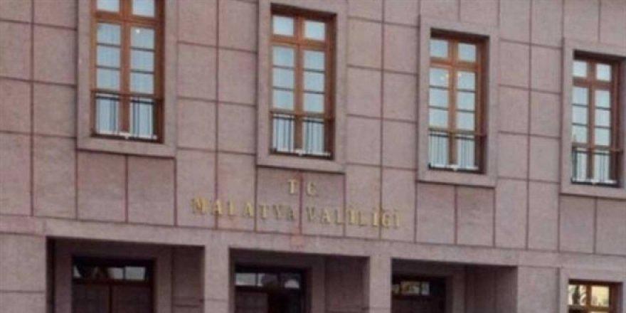 Malatya'da gezi soruşturması: Vali yardımcısı ve 2 il müdürü açığa alındı