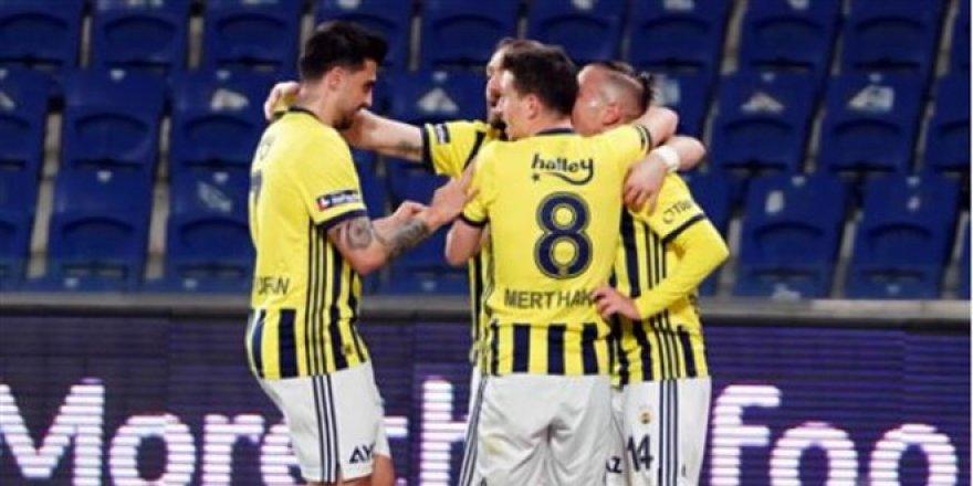 Fenerbahçe zirveyle farkı kapatıyor