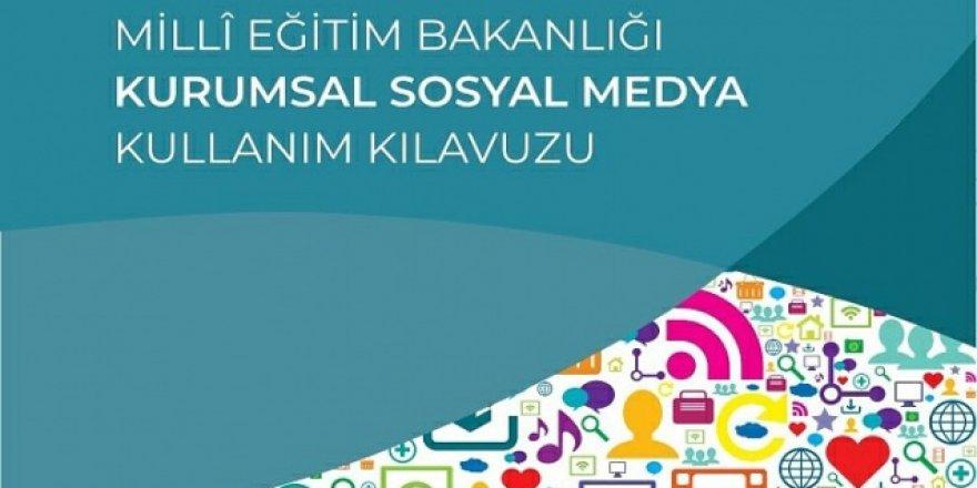 MEB Sosyal Medya Kullanım Kılavuzu