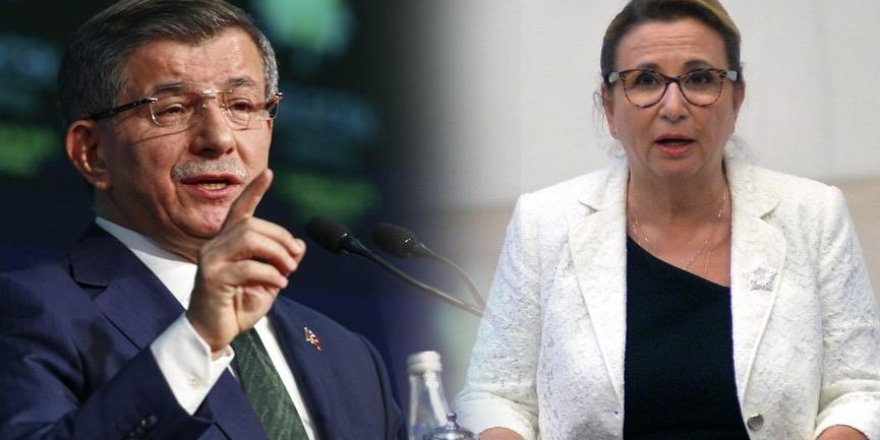 Davutoğlu'ndan Ticaret Bakanı'na: O koltuk size haram, derhal istifa edin