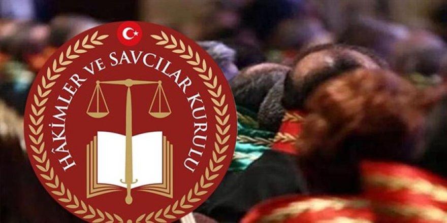 HSK bir hakimi ihraç etti, 8 itirazı ise reddetti