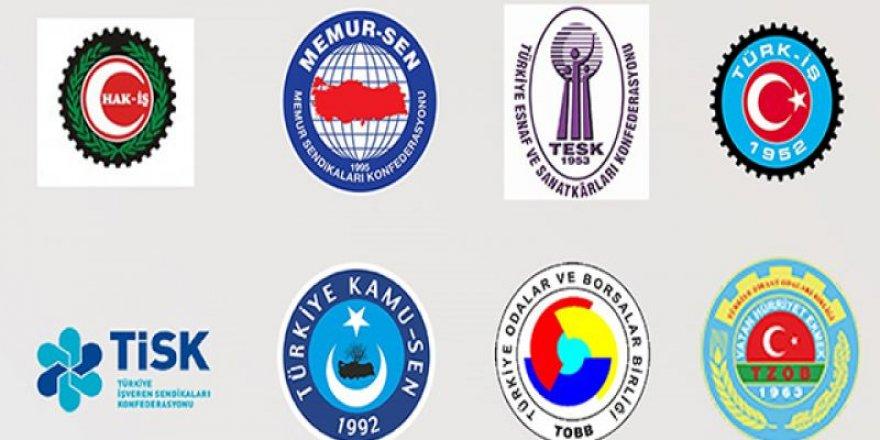 Türkiye - AB Kik Üyelerinden ABD Başkanı Biden`e Ortak Tepki