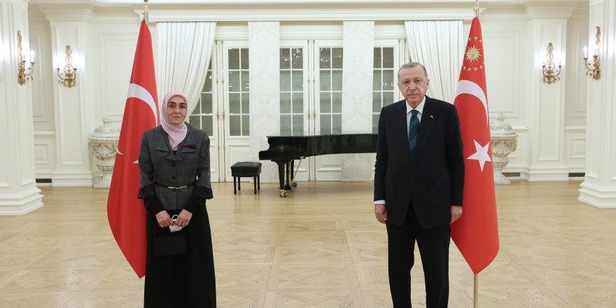 Cumhurbaşkanı Erdoğan öğretmenlerle iftar yaptı
