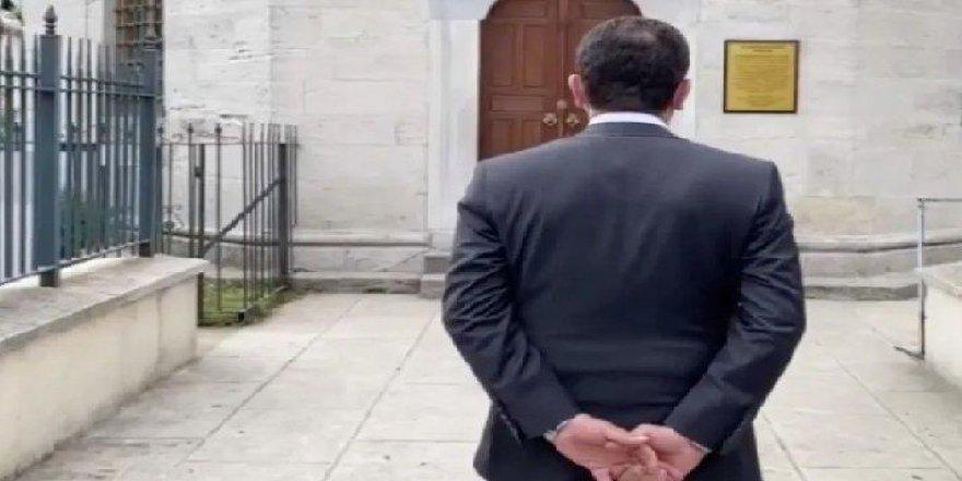 Ekrem İmamoğlu'na 'ellerini arkada neden bağladın' soruşturması