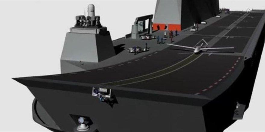Forbes: Türkiye, dünyanın ilk drone uçak gemisi yapacak