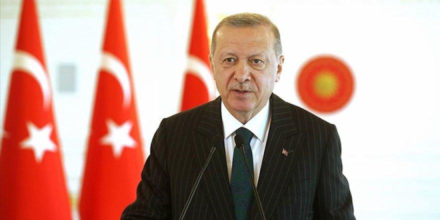 Erdoğan açıkladı: Bayram sonrası kontrollü normalleşme