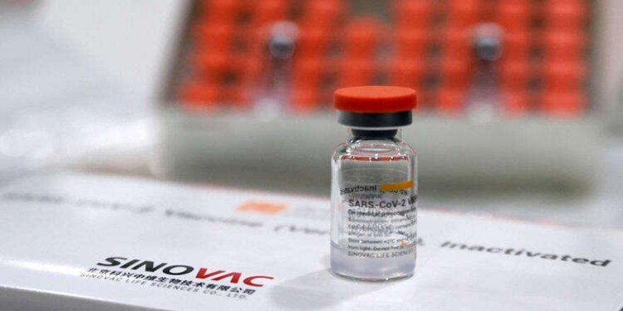 Son dakika... Çin'den Türkiye'ye gelen aşı sayısı belli oldu