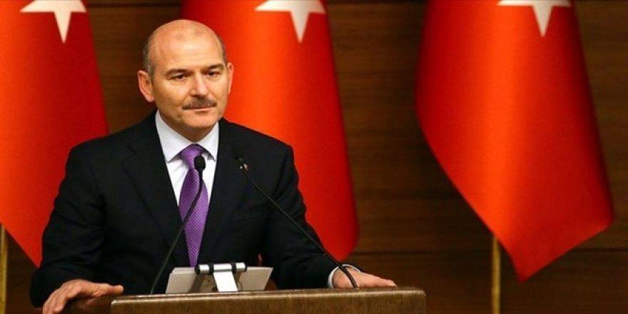 Soylu'dan çok sert 'Sedat Peker' açıklaması: Operasyon pisliği