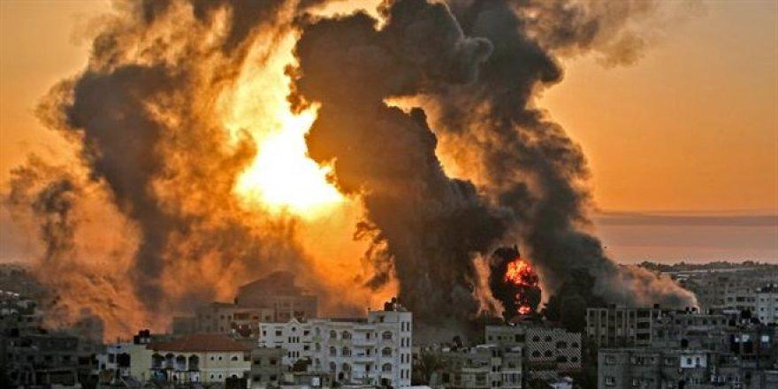 İşgalci İsrail ordusu Gazze Şeridi'ne kara operasyonu başlattı