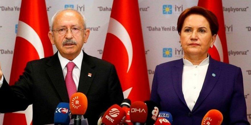 Erdoğan 'helallik istedi, Akşener ve Kılıçdaroğlu 'erken seçim' dedi