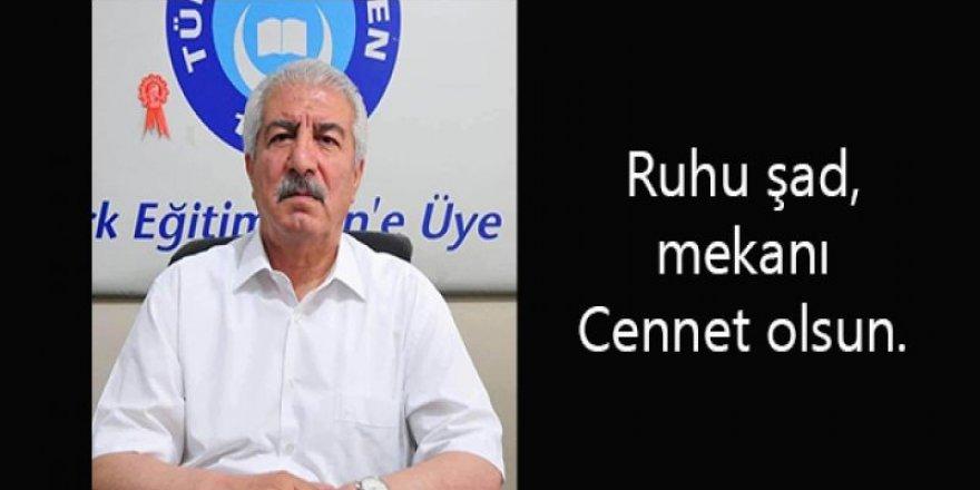 Türk Eğitim-Sen Camiasının Acı Kaybı I Kutbettin Yıldız Vefat Etti!
