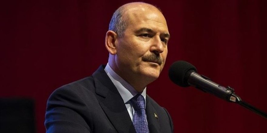 Soylu, PKK'lı terörist 'Sofi Nurettin'in etkisiz hale getirilmesi nedeniyle MİT ve TSK'yı kutladı