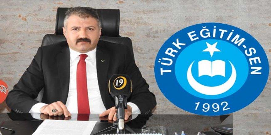 O İl'de Yetki Bir Üye Farkla EBS'den Türk Eğitim Sen'e Geçti