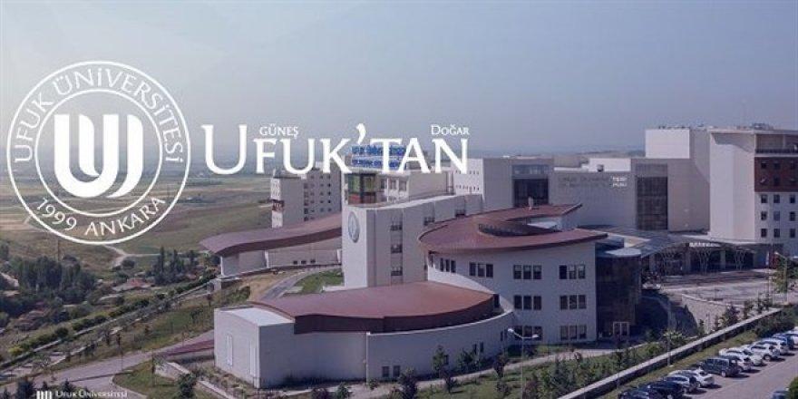 Ufuk Üniversitesi Öğretim Üyesi Alım İlanı