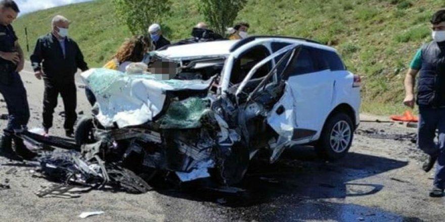 Katliam gibi kaza... 9 kişi hayatını kaybetti
