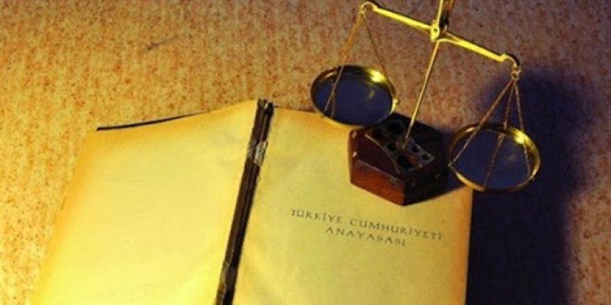 Yeni anayasada 'adalet' vurgusu