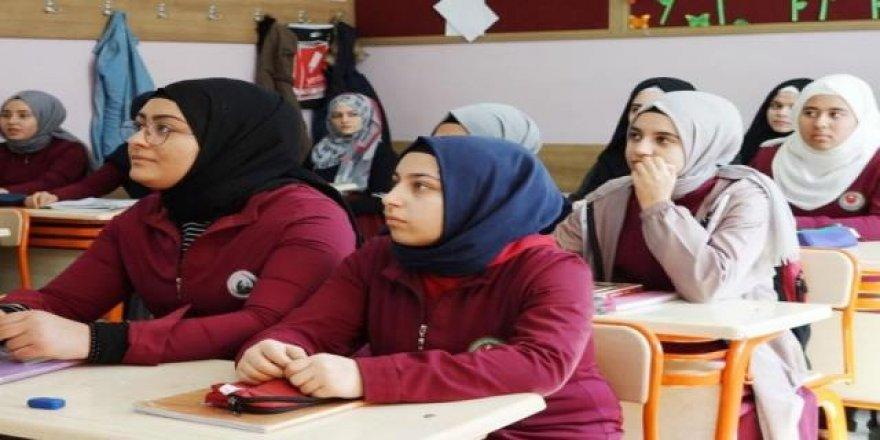 Proje imam hatip ortaokullarına başvurular başladı