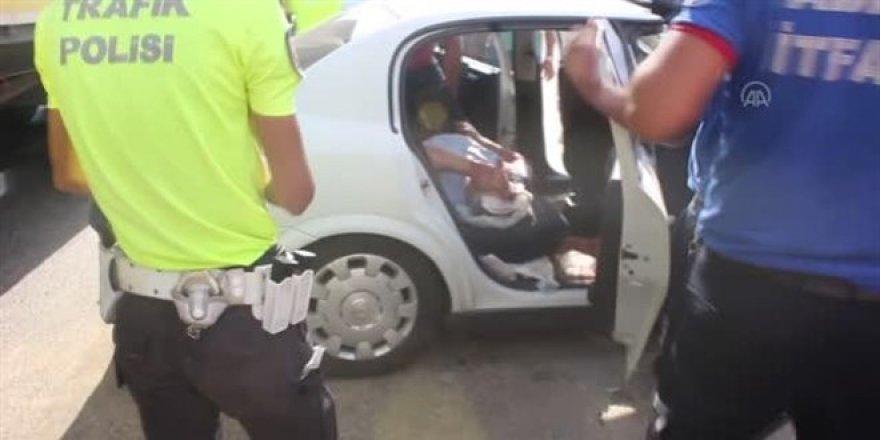 3 ilçe milli eğitim müdürü ve 2 şube müdürü kazada yaralandı